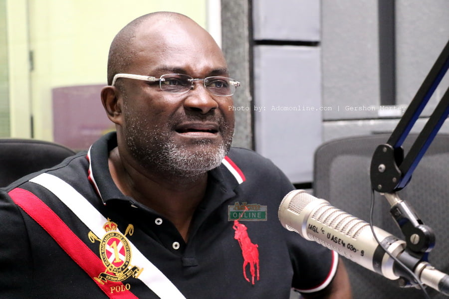 """""""I am richer than most politicians in America""""- Kennedy Agyapong (video) 2"""