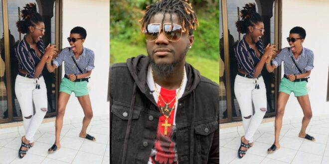 Ebony and her friend died because of lesbobo - Pope Skinny reveals secrets - Video 1
