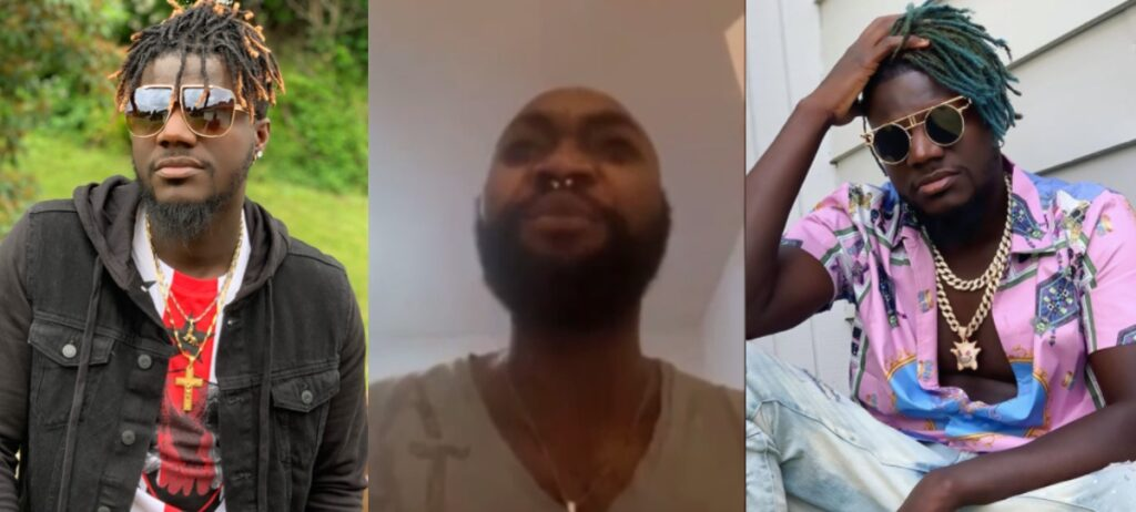 Pope skinny reacts to reports by the G@y president that he was G@y (video)