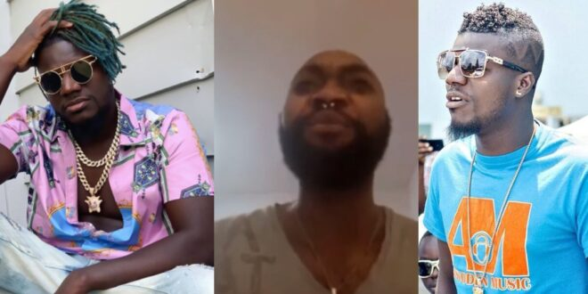 Pope skinny reacts to reports by the G@y president that he was G@y (video) 1