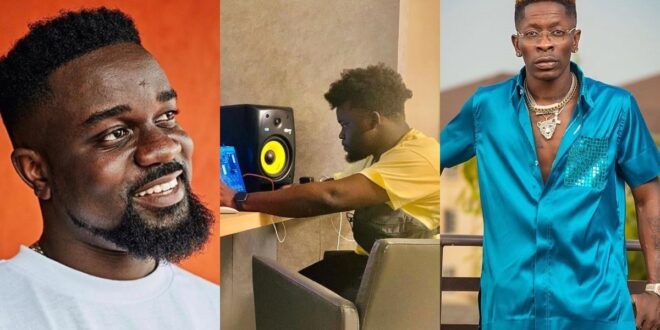 """""""Sarkodie is generous in giving money than shatta wale""""- MOG Beatz says after shatta wale refused to pay him 1"""