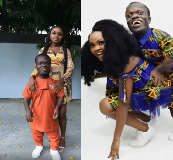 Wife to diminutive actor reveals how their relationship started - Video