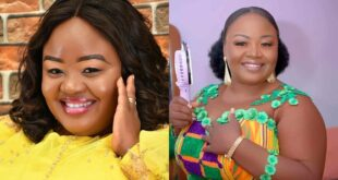 Until God reveals to me, I will never take the C()VID-19 vaccine - gospel singer, Selina Boateng 9