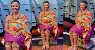 Serwaa Amihere looks so good in her queen mother outfit in new photos 17