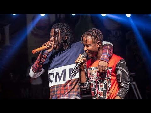 'I made more money and fame from my beef with Stonebwoy'- Kelvyn Boy 2
