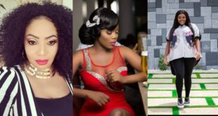 Let's contribute and rent the house for Mzbel - Diamond Appiah and Tracey Boakye teases 17