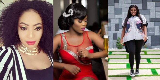 Let's contribute and rent the house for Mzbel - Diamond Appiah and Tracey Boakye teases 1