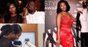 Sarkodie's wife, Tracy trends as his fans celebrates her on her birthday - Photos 14