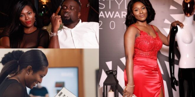 Sarkodie's wife, Tracy trends as his fans celebrates her on her birthday - Photos 1