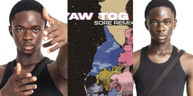 Yaw tog's 'Sore Remix' gets 1 million views in just 3 days setting a new record 1