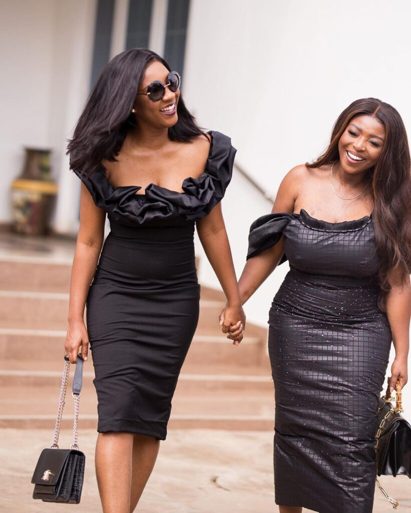 All you need to know about Roseline Okoro, the beautiful younger sister of Yvonne Okoro who just got married - Photos 9