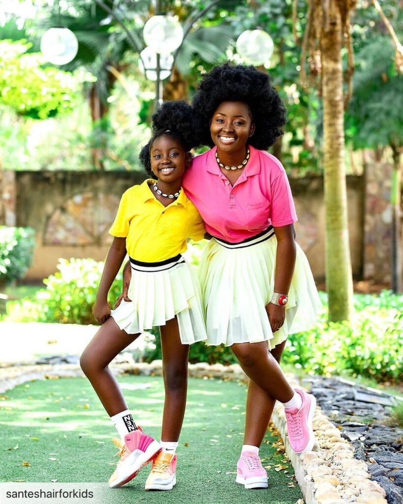 See 10 beautiful photos of Okyeame Kwame's daughter that proves she is a star girl 7