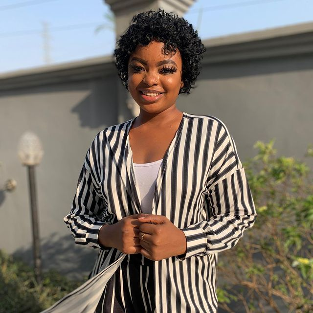 Stunning pictures of Rose that shows that she is not a Trotro girl (photos) 4