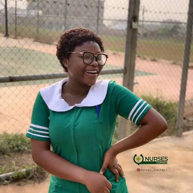 24 pictures of pretty Ghanaian Nurses that will make you want to marry a nurse. 6