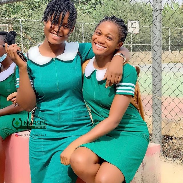 24 pictures of pretty Ghanaian Nurses that will make you want to marry a nurse. 10