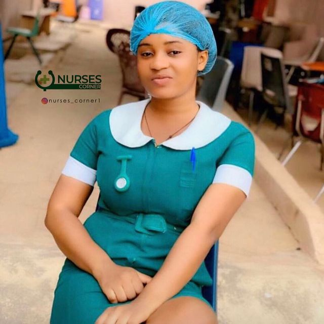 24 pictures of pretty Ghanaian Nurses that will make you want to marry a nurse. 12