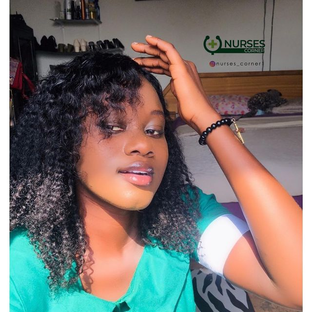 24 pictures of pretty Ghanaian Nurses that will make you want to marry a nurse. 13