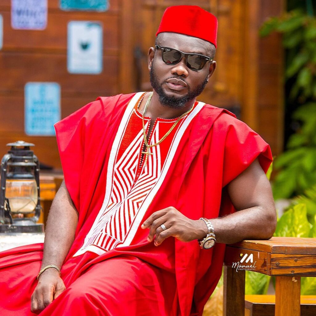 I will be the President of Ghana very soon - Prince David Osei claims 2