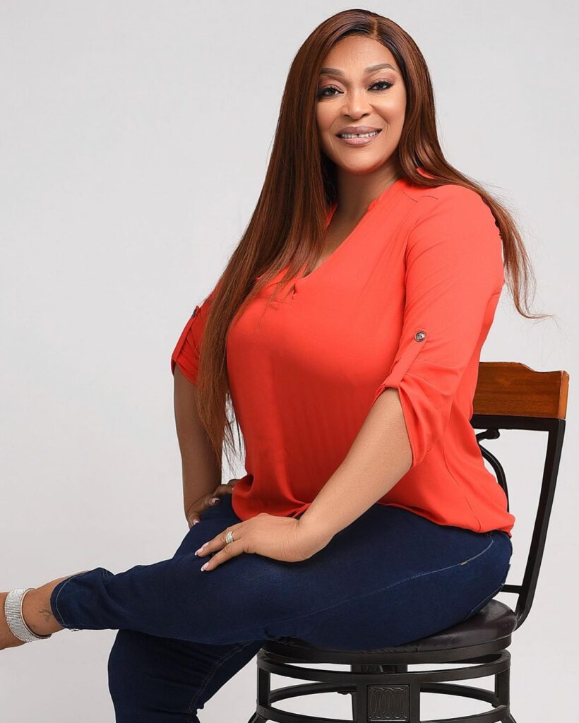 Age is just a number: See 10 beautiful photos of actress Kalsoume Sinare as she celebrates her birthday 3
