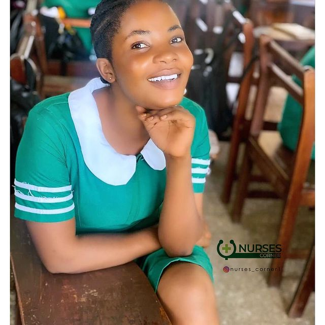24 pictures of pretty Ghanaian Nurses that will make you want to marry a nurse. 15