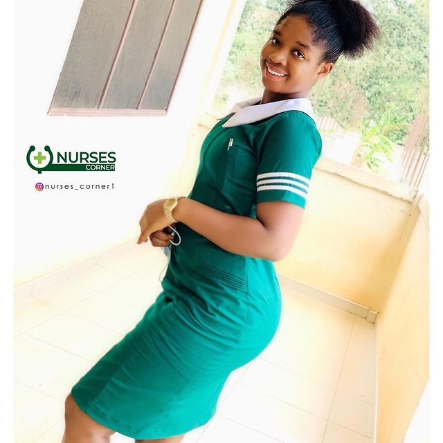 24 pictures of pretty Ghanaian Nurses that will make you want to marry a nurse. 16