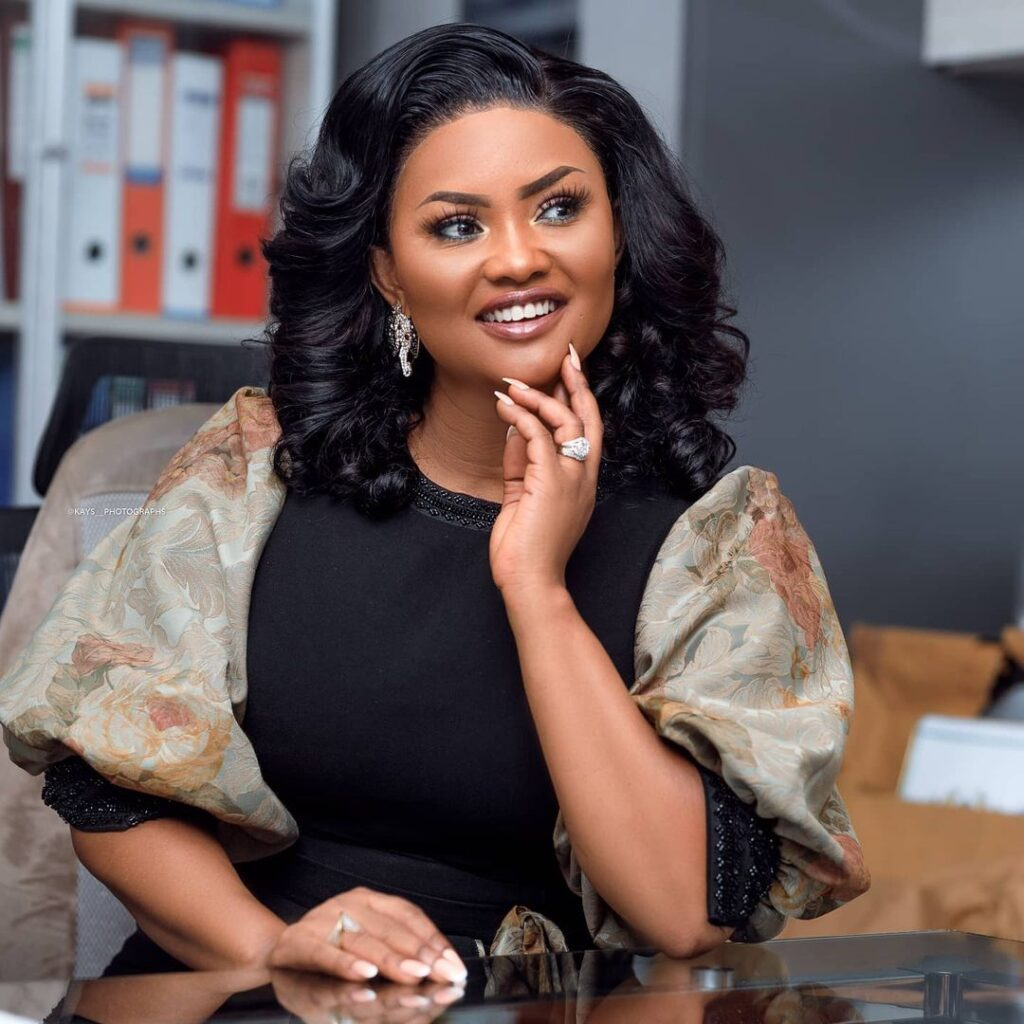Mona Gucci was sacked because of her beef with Nana Ama Mcbrown (video) 3