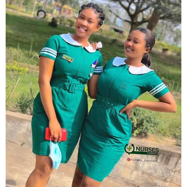 24 pictures of pretty Ghanaian Nurses that will make you want to marry a nurse. 18