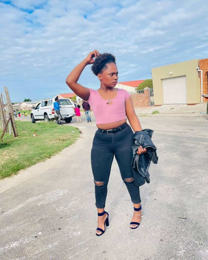 Meet the South African Boy who has the shape and looks of a girl - Photos 4