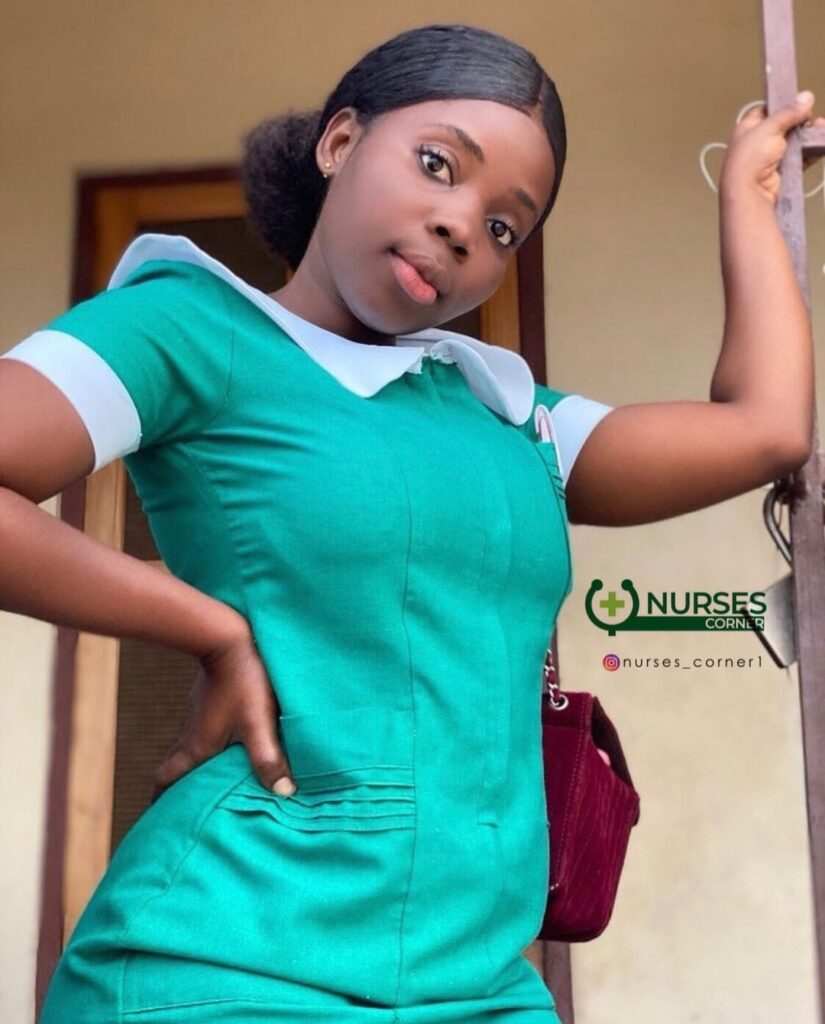 24 pictures of pretty Ghanaian Nurses that will make you want to marry a nurse. 21