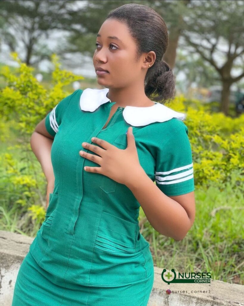 24 pictures of pretty Ghanaian Nurses that will make you want to marry a nurse. 22