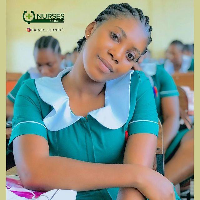 24 pictures of pretty Ghanaian Nurses that will make you want to marry a nurse. 25