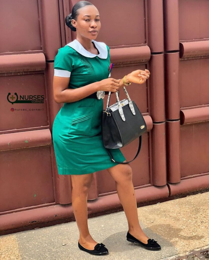 24 pictures of pretty Ghanaian Nurses that will make you want to marry a nurse. 23