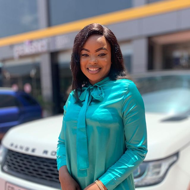 Stunning pictures of Rose that shows that she is not a Trotro girl (photos) 8