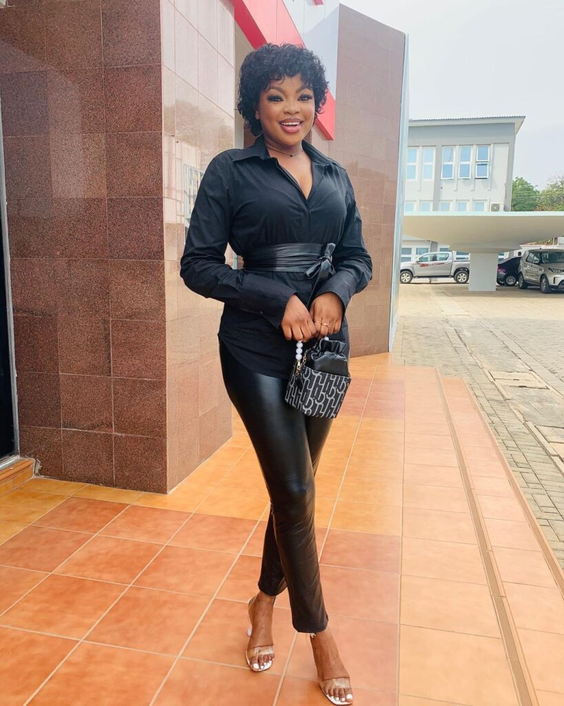 Stunning pictures of Rose that shows that she is not a Trotro girl (photos) 7