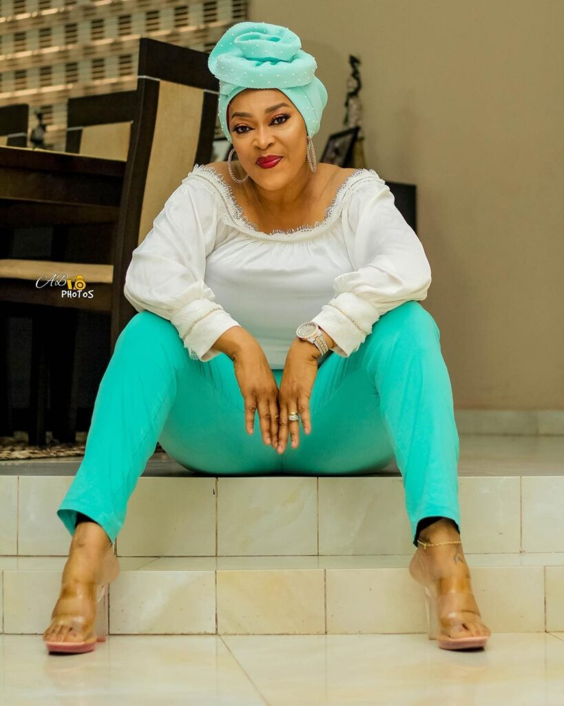 Age is just a number: See 10 beautiful photos of actress Kalsoume Sinare as she celebrates her birthday 12