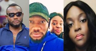 18 years of marriage and still going strong, Prince David Osei celebrates his wife on their anniversary. 4