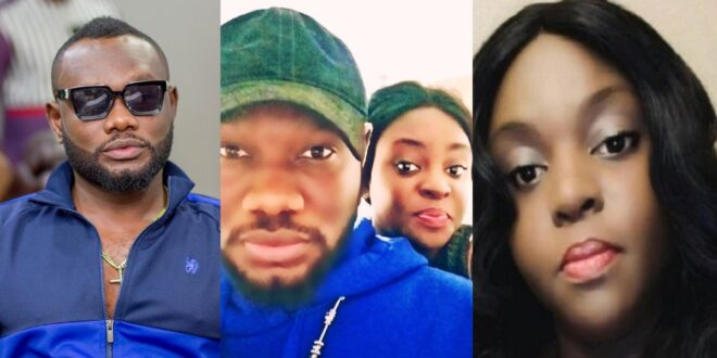 18 years of marriage and still going strong, Prince David Osei celebrates his wife on their anniversary. 1