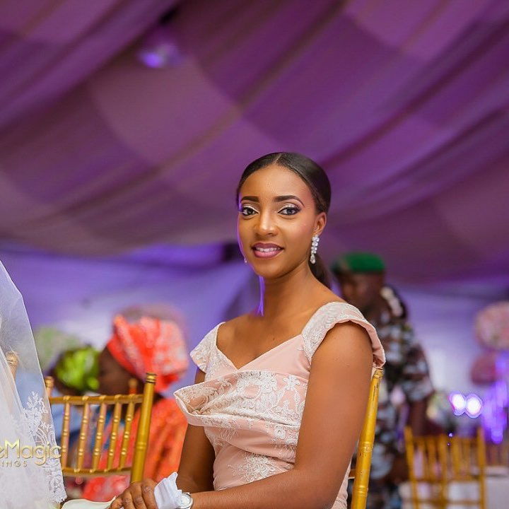 All you need to know about Roseline Okoro, the beautiful younger sister of Yvonne Okoro who just got married - Photos 7