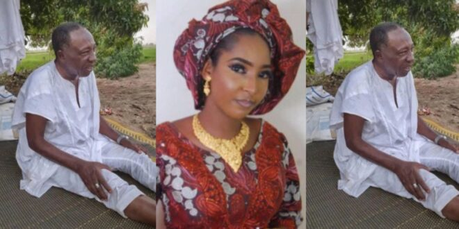 74-year-old Nigerian Minister Marries 18yrs Old Girl - Photos 1