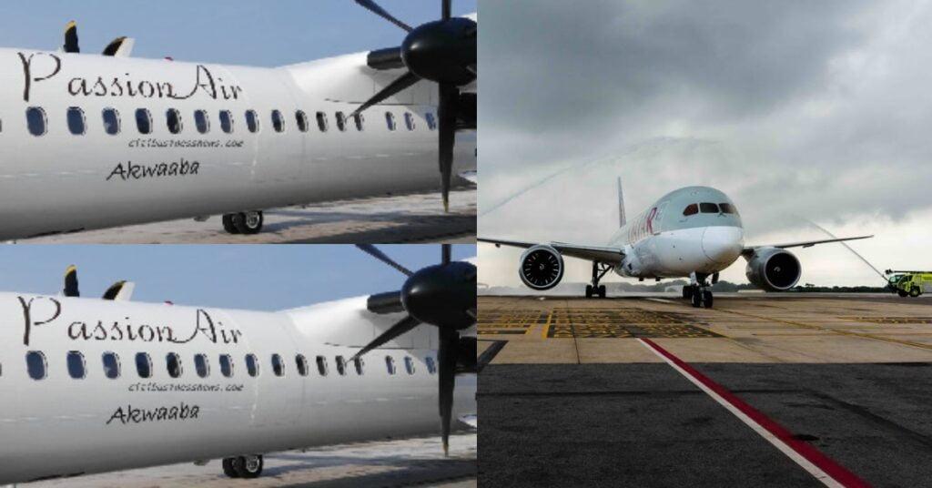 Accra-Kumasi flight lands in Abidjan due to bad weather 2
