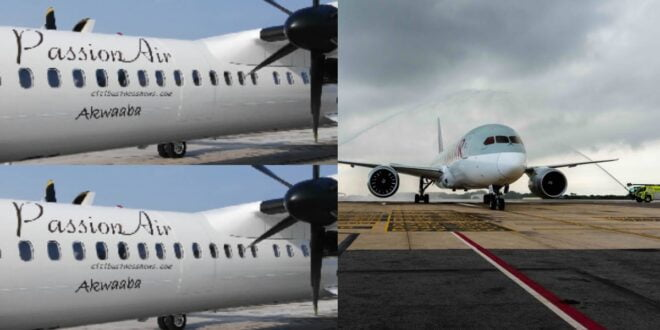 Accra-Kumasi flight lands in Abidjan due to bad weather 1