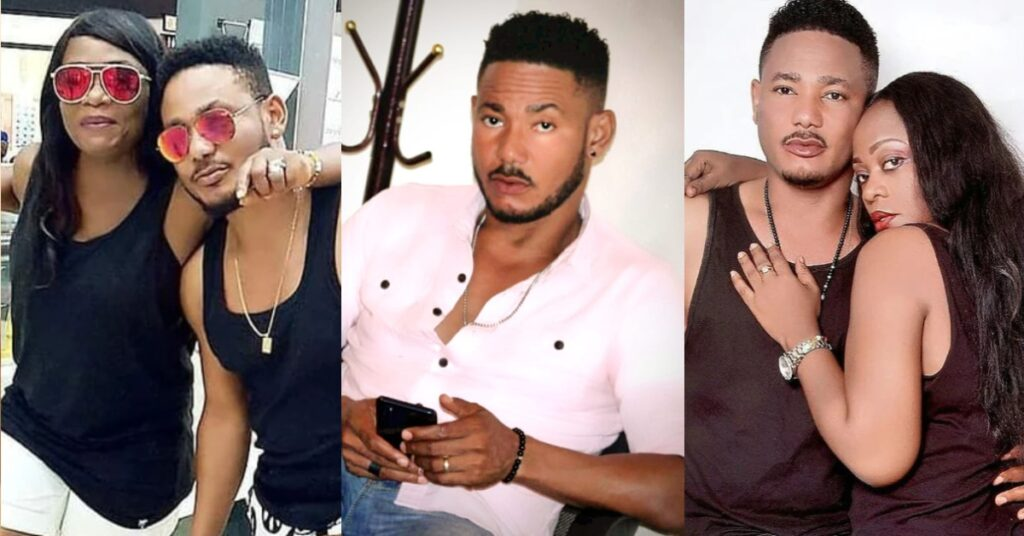 Actor Frank Artus flaunt his wife as he celebrates her birthday with beautiful Photos 2