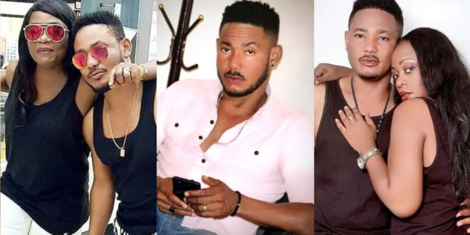 Actor Frank Artus flaunt his wife as he celebrates her birthday with beautiful Photos 1