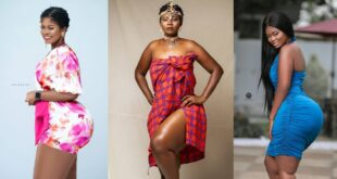 Actress Sheena flood the internet with beautiful photos as she celebrates her birthday 19