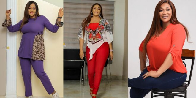 Age is just a number: See 10 beautiful photos of actress Kalsoume Sinare as she celebrates her birthday 1