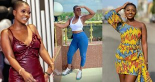 Ahuofe Patri storms the internet with beautiful and hot photo of herself at the gym 35