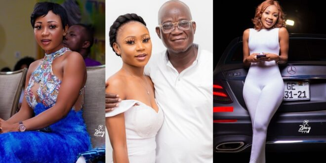 Akuapem Poloo takes a beautiful pose with her Lawyer after her release in new photos 1
