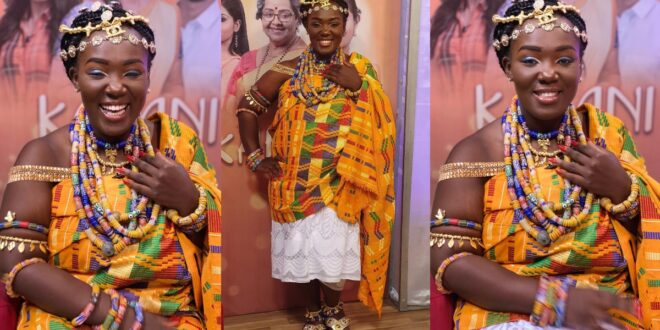 All Hail the queen of Akyem Oda; Tima KumKum (photos) 1