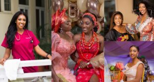 All you need to know about Roseline Okoro, the beautiful younger sister of Yvonne Okoro who just got married - Photos 23