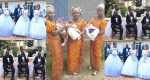 Beautiful as triplets welcome baby boys within the same period after marrying the same day - Photos 23